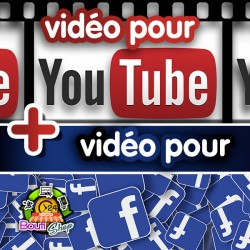 Vidéo pour YouTube + Facebook