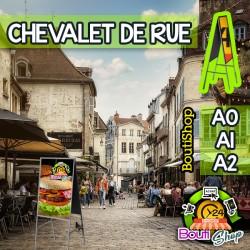 Chevalet de Rue