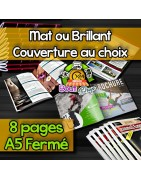 Brochures 8 pages