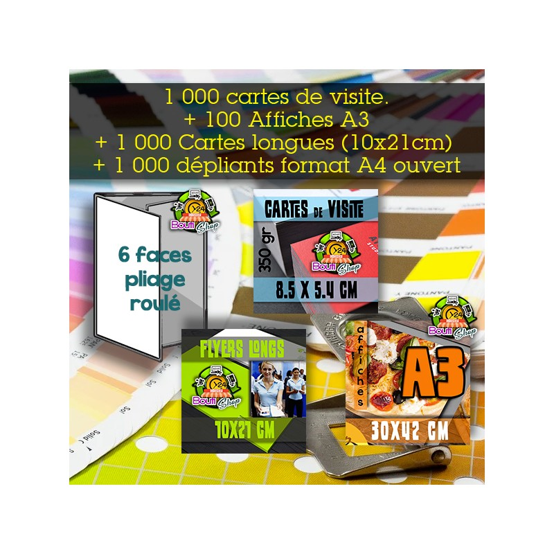 Pack Communication Complet
