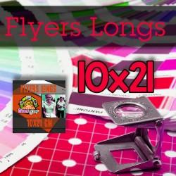 Flyers Longs Enveloppe