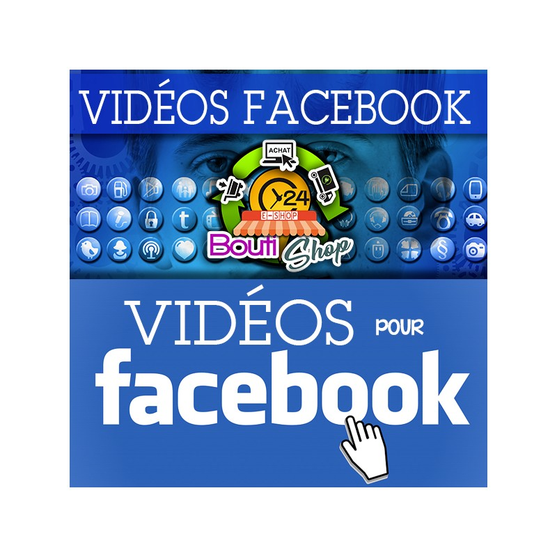 Vidéos pour Facebook