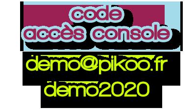 Code console