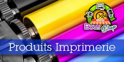 Nos produits Imprimés BoutiShop !